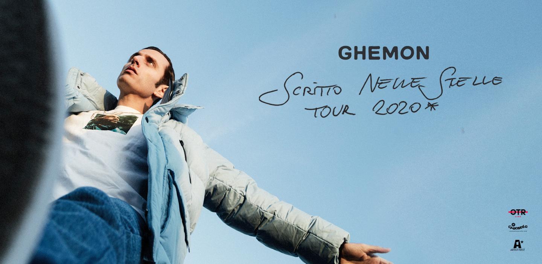 Ghemon Scritto Nelle Stelle Tour 2020