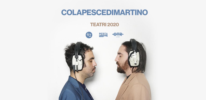 ColapesceDimartino Teatri 2020