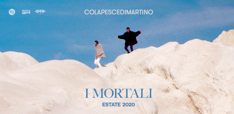 ColapesceDimartino Tour 2020