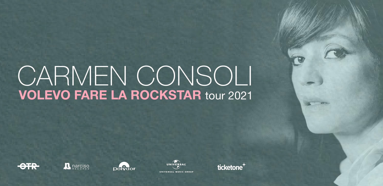 Carmen Consoli Tour 2021
